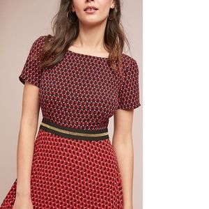 Anthropologie Dresses - Anthropologie Amici Colorblocked Dress new